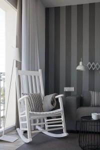 Habitación Suite del hotel boutique en Valencia, Sillon