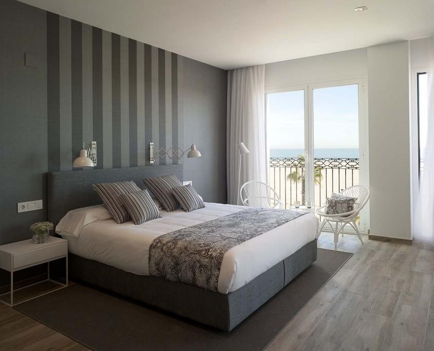 Suite Principal del Hotel con Vistas al mar