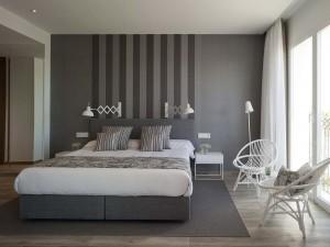Habitación Suite del hotel boutique en Valencia