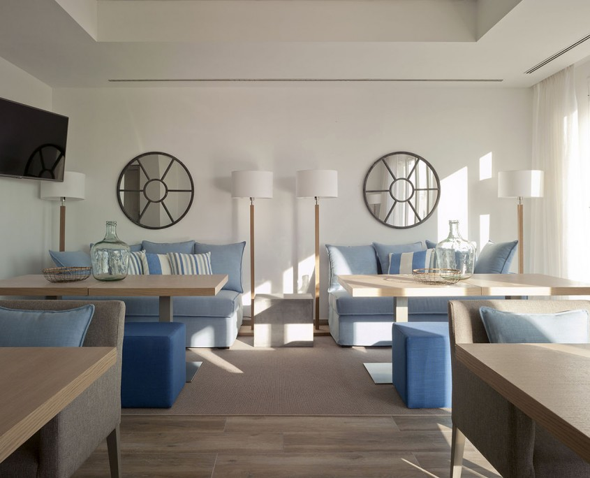 Hotel Boutique con encanto en Valencia, salon de Eventos, zona de recreo