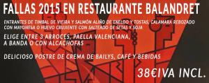 Restaurante y menu de Fallas2