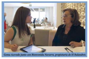Entrevista Bienvenida