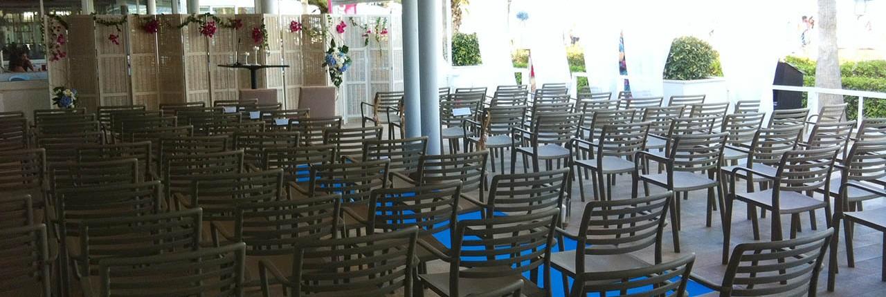 salon de boda terraza