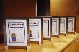 Entrega de premios con Bievenida